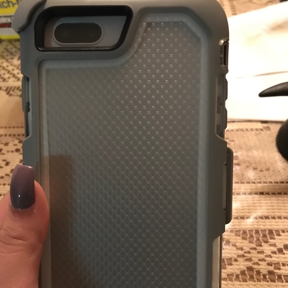 best loved 441d9 99378 Iphone 8 plus Griffin survivor case